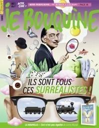 Je Bouquine N°392 - Octobre 2016 | L'ACTU du CDI | Scoop.it