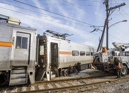 South Shore train service resumes after derailment near Michigan City | Railway's derailments and accidents | Scoop.it