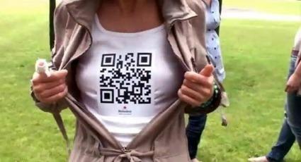 Break the ice with the Heineken QRcode « QR Code Artist | VIM | Scoop.it