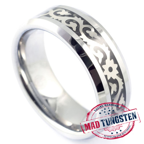 Gift your loved one a #tungsten #rings this thanks giving from #madtungsten | Tungsten Wedding Rings | Scoop.it