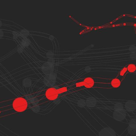 London tube dataviz | bruno imbrizi experiments | Dat@Viz | Scoop.it