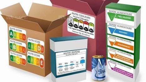 Alimentation : la bataille des étiquettes | Ainsi va le monde actuel | Scoop.it