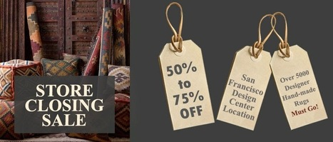Store Closing Rugs Sale - ABC Decorative Rug | Modern and Contemporary Rugs | Scoop.it