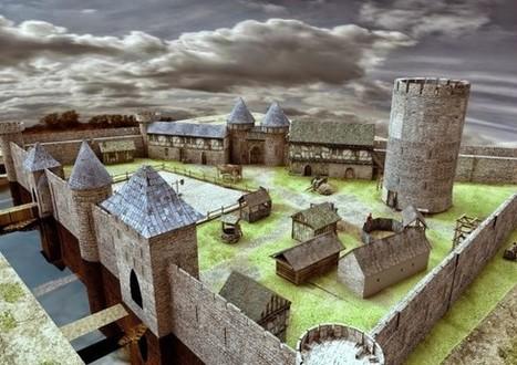 Clic France / Selles-sur-Cher, premier château français à visiter avec des lunettes de réalité virtuelle | UseNum - Culture | Scoop.it
