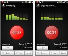 5 Powerful Android Audio Recording Apps | Technology in Pedagogy | Scoop.it