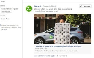5 Tips for Using Facebook News Feed Ads - Search Engine Watch | Understanding Social Media | Scoop.it