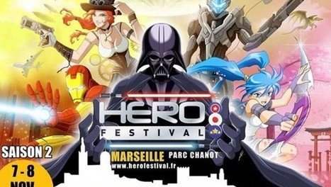 Des Youtubeurs sur le HeroFestival | Communiquaction | Communiquaction News | Scoop.it