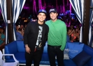 Brody Jenner and Robert Kardashian Host Party | Celebrity marriages | Scoop.it