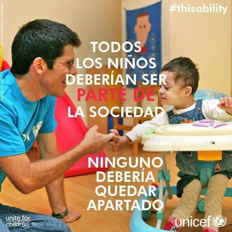 Twitter / unicef_es: La discriminación por razones ... | bulling | Scoop.it