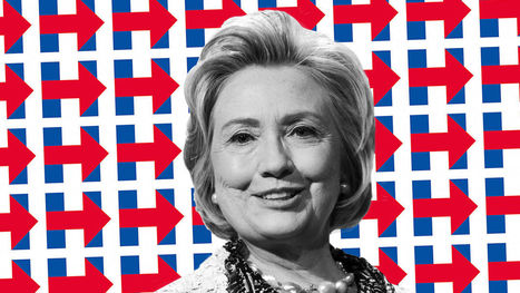 The Internet Freaks Out Over Hillary's Campaign Logo | Creative Feeds | Scoop.it
