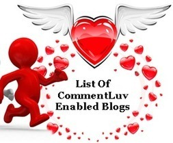 Top 50 High PageRank Dofollow CommentLuv Enabled Blogs | Pak Blogger Tricks l Templates l Widgets l Plugins l Make Money | Scoop.it