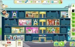 Advergame sur Facebook : Toys'R'Us Tower | Experience Transmedia | Scoop.it