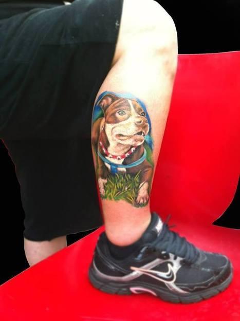 Dog | Tattoo | Scoop.it