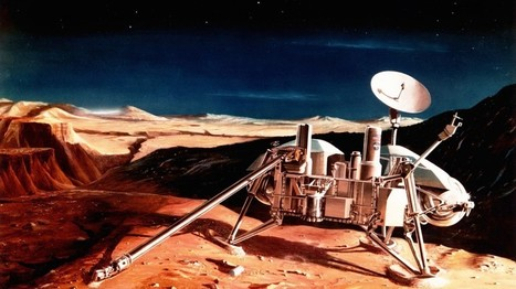 From Viking 1 to Mars 2020: The history of exploring the Red Planet | STEM Connections | Scoop.it