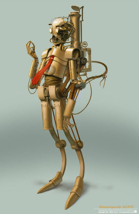 Steampunk Star Wars Characters | star wars world war 2 | Scoop.it