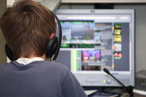Sobrecarga cognitiva en los niños e infoxicación | TIC and youth | Scoop.it