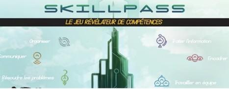 Skillpass, le jeu révélateur de compétences | Veille sur les innovations en formation | Scoop.it