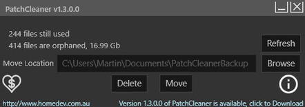 PatchCleaner: remove orphan Windows installer files to free up disk space | Time to Learn | Scoop.it