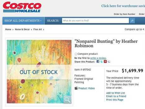 Pick Up Fine Art At Costco | Business News - Worldwide | Scoop.it