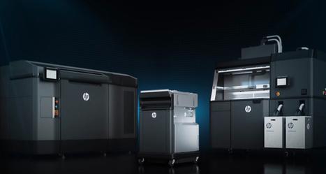 Des partenariats stratégiques au coeur de la technologie HP Jet Fusion | Technologies | Scoop.it