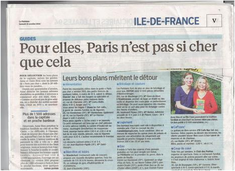 Le Parisien, Val de Marne 25 octobre 2014 | @L'Etablisienne | Scoop.it