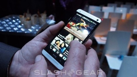 HTC One reportedly delayed due to UltraPixel camera shortage - SlashGear | Photo Imaging | Scoop.it
