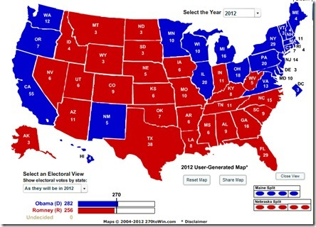 Obama vs Romney - Decide Who Wins! | Lessons for the Classroom | Scoop.it