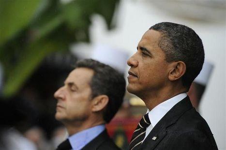 Sarkozy a fait plus de 41000 dollars de cadeaux à Obama | SCOOP ACTUS | Scoop.it