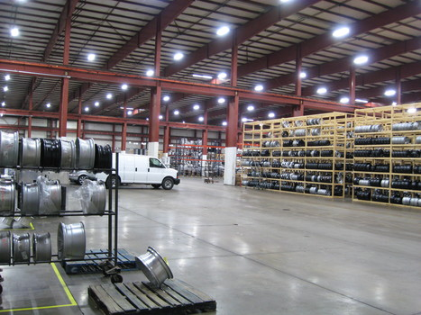 What Factors you should consider in Industrial Warehouse Lighting ? | Hisemicon | Scoop.it