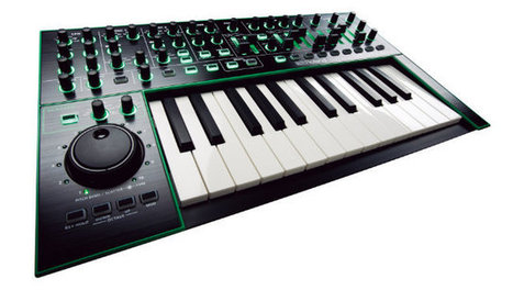 AIRA System-1 Synth Can Host Plug-in Models, Brand new four voice/osc machine completes the picture   Gear Acquisition Syndrome   Scoop.it
