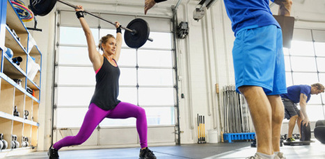 3 Tips for Doing CrossFit Without Getting Injured - Health.com   Fitness & Wellness   Scoop.it