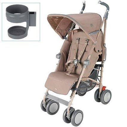 Customer Review Maclaren WSE07042, Techno XT Stroller with Cup holder - Champagne | Baby Stroller Reviews | Scoop.it