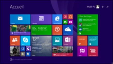 تغيير خلفية قفل في نظام windows 8.1 الجديد | تطوير بلاحدود | Unlimit-dev | Scoop.it