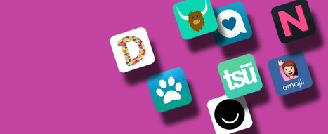 Happn, Ello, Tsū: les nouveaux réseaux sociaux | Community Manager par Léa GAGET | Scoop.it