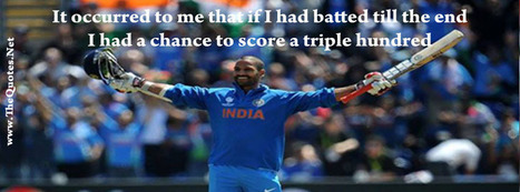 Facebook Cover Image - Images in 'Cricket' Tag - TheQuotes.Net | Facebook Cover Photos | Scoop.it