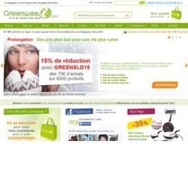 Codes promo Greenweez valides et vérifiés à la mai | codes promos | Scoop.it