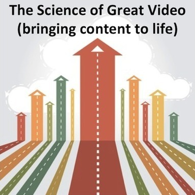 Bringing Content to Life: The Science of Great Video | Digital-News on Scoop.it today | Scoop.it