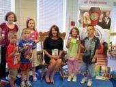 Tennessee First Lady Continues Statewide Sweep to Promote Read20 Family Book Club in East Tennessee | TN.gov Newsroom | Tennessee Libraries | Scoop.it