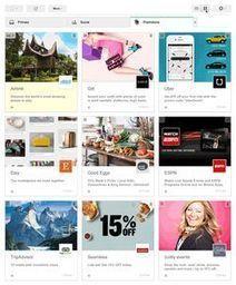 Gmail: les emails promotionnels dans une grille d'images | netnavig | Scoop.it