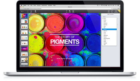 Apple – iWork for iCloud beta – Beautiful documents on the web. | Security-News | Scoop.it