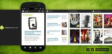 Feedly adds 500k new users on Google decision to kill Reader | E-Learning and Online Teaching | Scoop.it