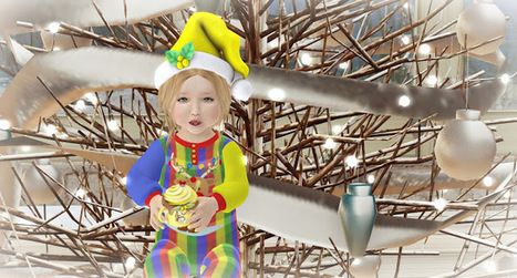 ✿ Post 57 ✿   亗 Second Life Kids Lookbook 亗   Scoop.it