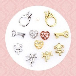 Bon Bons Girly Boutique   Custom Charm Lockets & Jewelry   custom locket   Scoop.it