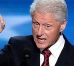 Bill Clinton pretending to be a vegan so he can talk about being a vegan - Daily Caller | Vegetarianism & Veganism: The Ethical and Health Aspects of Eating Meat | Scoop.it