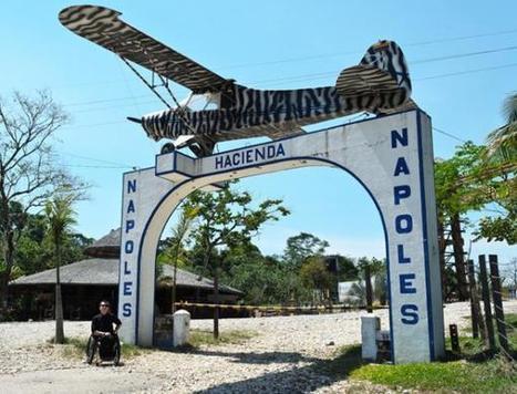 The Theme Park on Drug Lord Pablo Escobar's Estate | Medellin Cartel | Scoop.it