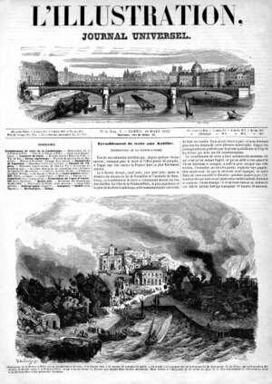 #ChallengeAZ : I comme L'Illustration « journal universel »  mémoire d' un siècle (1843-1944) | Nos Racines | Scoop.it