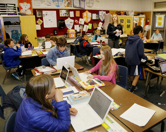 Marin schools pilot new digital standardized tests | Common Core Assessments | Scoop.it