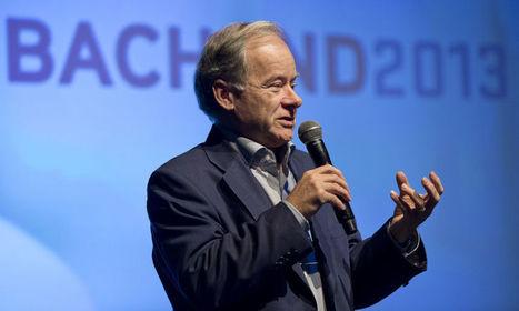 Raymond Bachand en 10 questions | Politique | Actualités | Laurentides | CAQ BERTRAND | Scoop.it