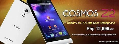 Cherry Mobile Cosmos Z2: Full HD Octa-Core Smartphone - News and Articles - TechTackTalk.com | Cherry Mobile Z2 | Scoop.it