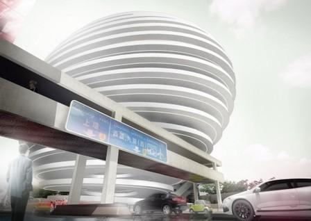 Alternative Car Park Tower / Hugon Kowalski, Adam Wiercinski,  Borys Wrzeszcz | The Architecture of the City | Scoop.it